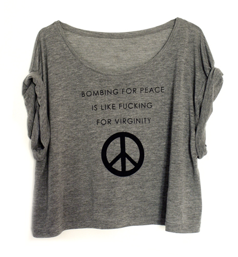Bombing 4peace