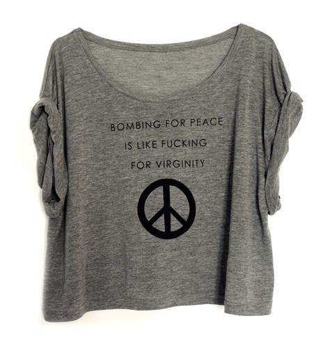 Bombing 4peace